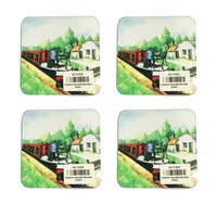 ABC Coasters Bundle (4)