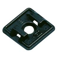 Cable Tie Mount 19mm (Pack 5)