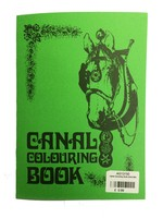 Canal Colouring Book