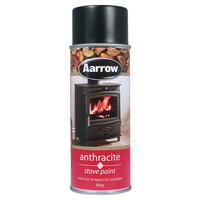 Aarow Anthracite Stove Paint