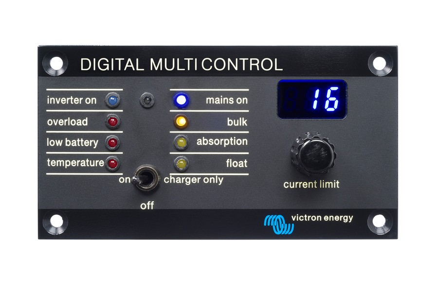 Victron phoenix multi control panel 16a products electrical electrical panels guages - Internet multi server control panel ...